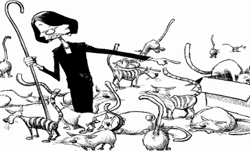 So Many Demons: [GUIDE] Some thoughts on Herding Cats (or